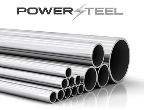 contacto tubería power steel