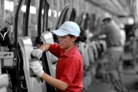 empleo industrial