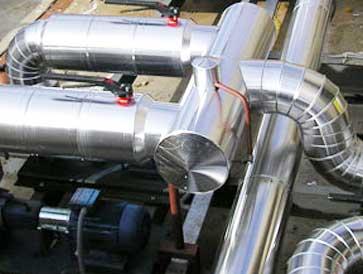 Aislamiento térmico a tuberías