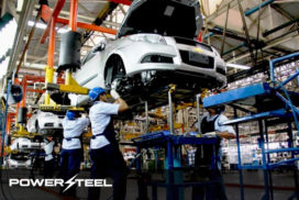 Industria mexicana sector automotriz