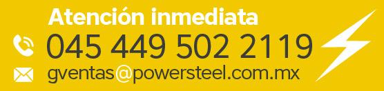 power steel telefono mantenimiento mecánico